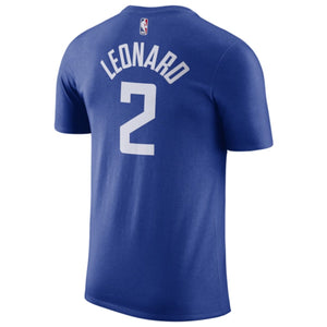 Leonard/Clippers Name & Number Tee