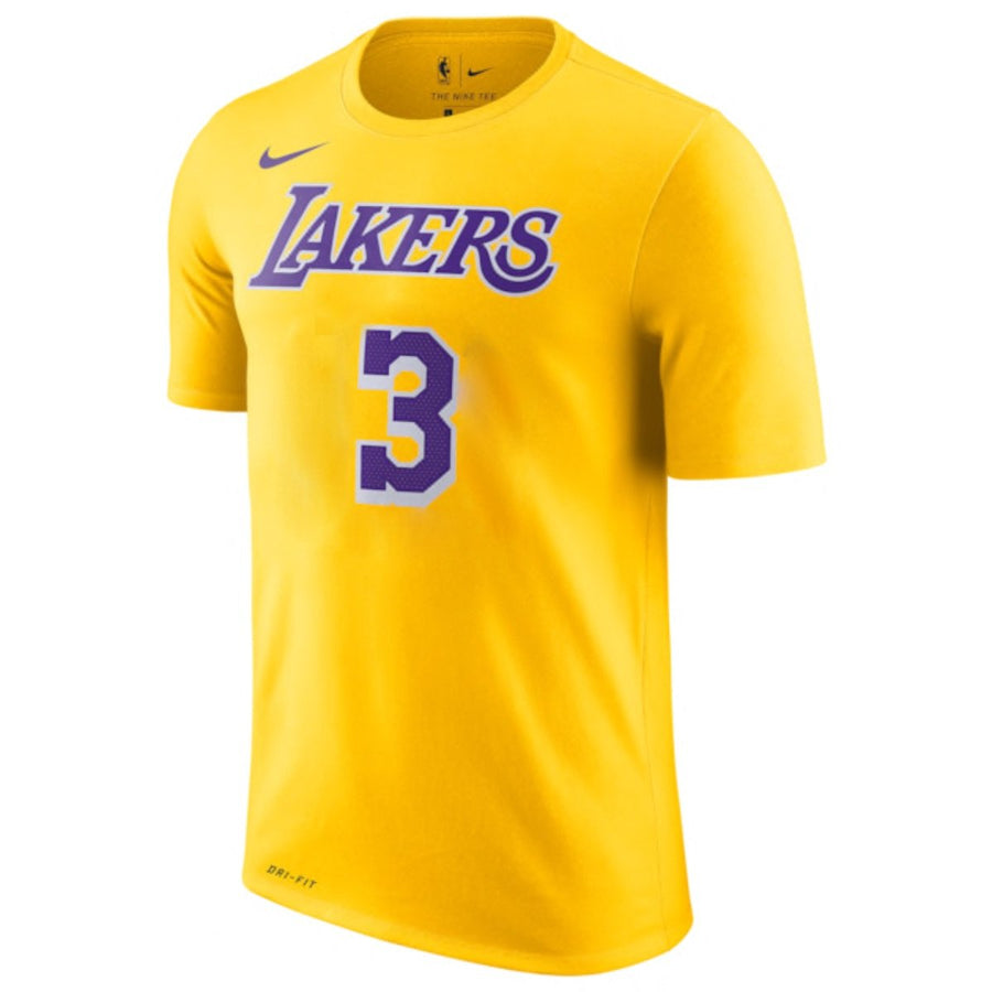 Davis/Lakers Name & Number Tee