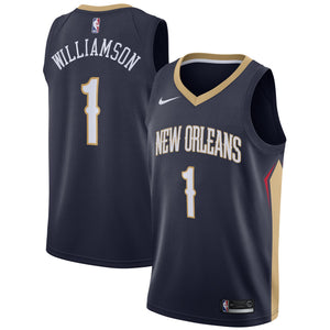 Zion/Pelicans Icon Jersey