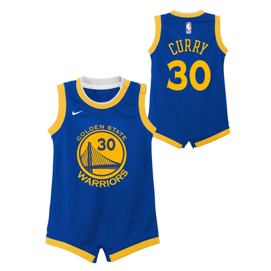 Steph Curry/Warriors Romper