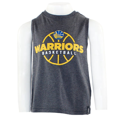 Warriors Muscle Tee