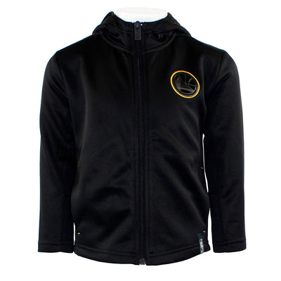 Warriors Ballistic Full Zip Hoody