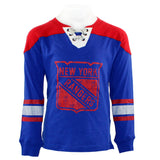 Rangers Long Sleeve Hockey Crew