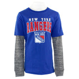 Rangers Playmaker Layered Top