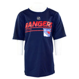 Rangers On Ice Performance Tee