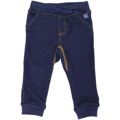 Denim Knit Pant Little Explorer
