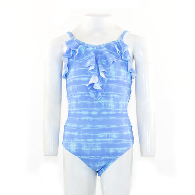 Blue One Piece High Tides