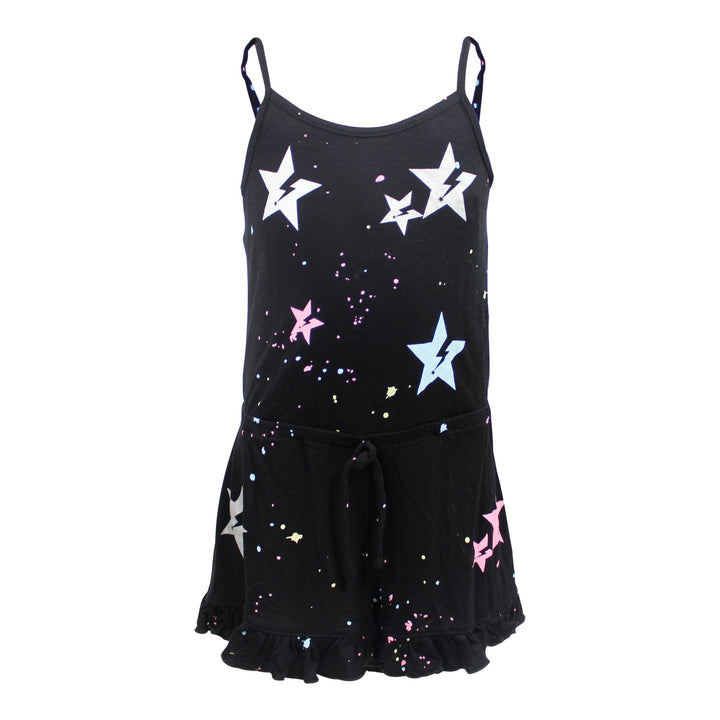 Romper with Pastel Stars