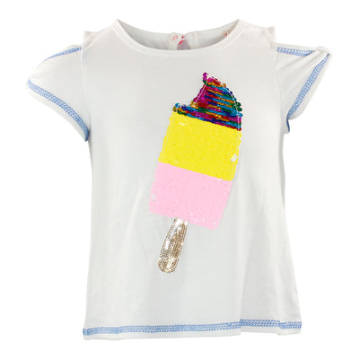 Short Sleeve Ice Cream Tee