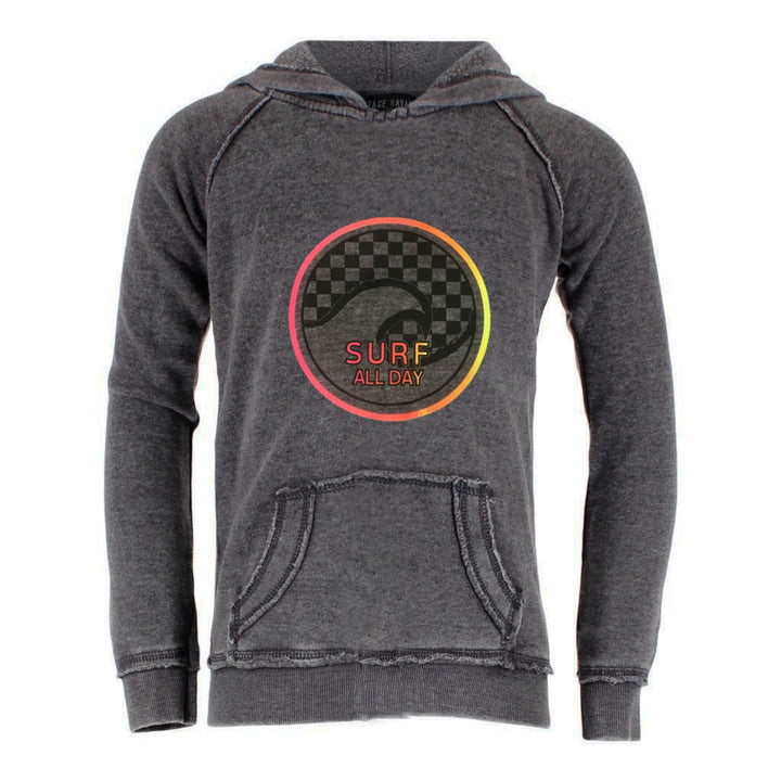 Surf All Day Pullover Hoodie