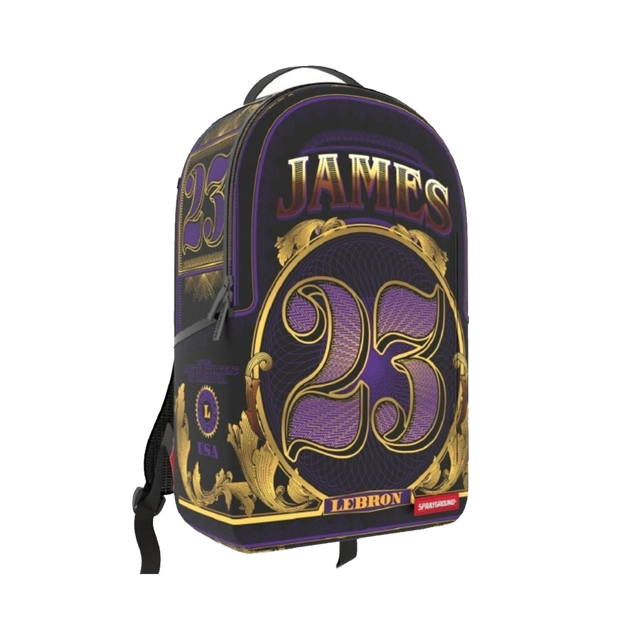 Lebron James Money Backpack
