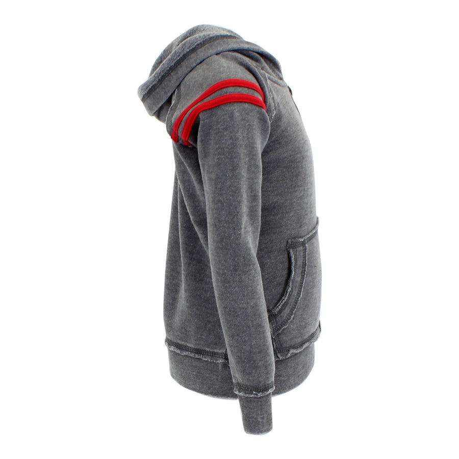 Hoodie with Taping