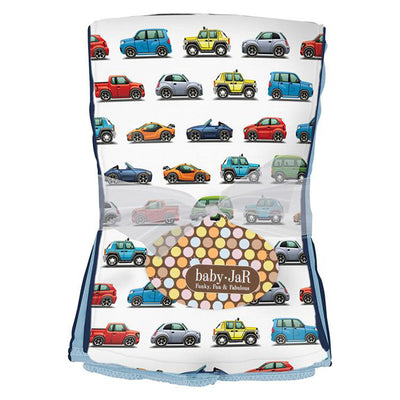 Cars Burp Cloth
