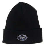 Boys Beanie Camo Football