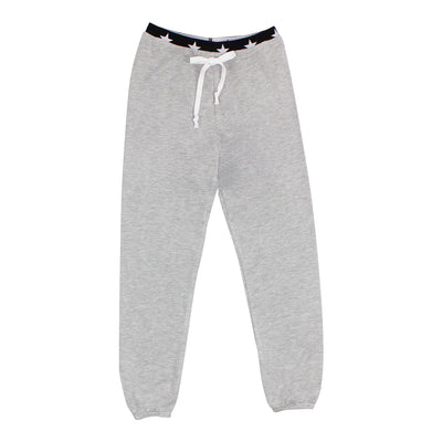 Sweatpant Star Waist
