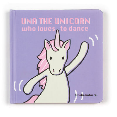 Una The Unicorn Book