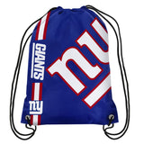 Giants Big Logo Drawstring Bag