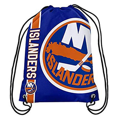 Islanders Big Logo Drawstring Bag