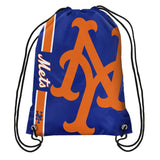 Mets Big Logo Drawstring Bag