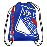 Rangers Big Logo Drawstring Bag