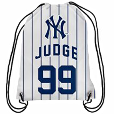 Judge Player drawstring Bag