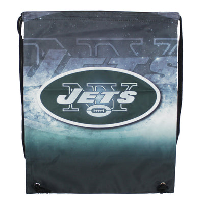 Jets Drawstring Bag