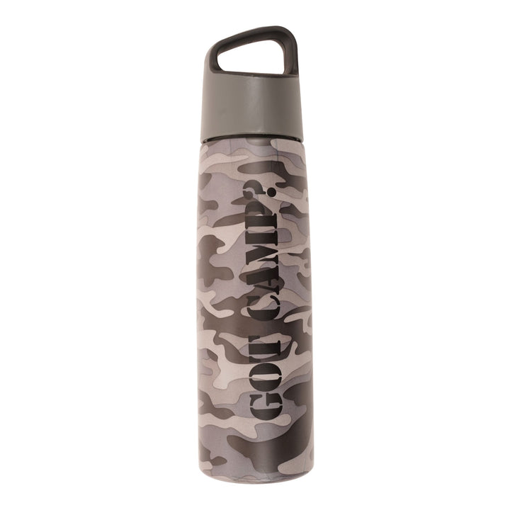 Camo Water Bottle