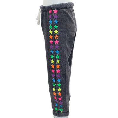 Sweatpant with Neon Stars