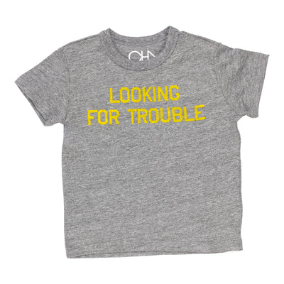 Looking For Trouble Tee