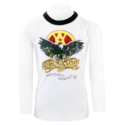 Aerosmith Short Sleeve Tee