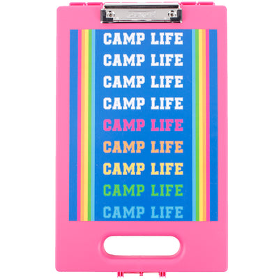 Camp Life Clip Case