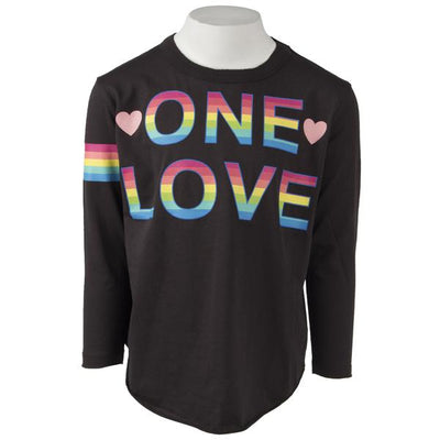 One Love Long Sleeve Top