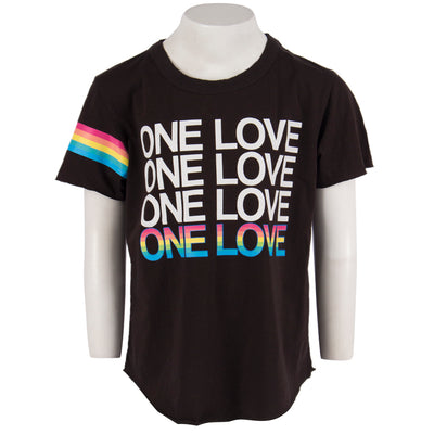 One Love Short Sleeve Tee