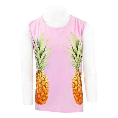 Mirrored Pineapples Tank Top