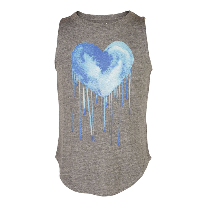 Drippy Heart Tank