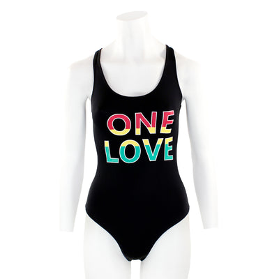 One Love One Piece Bathing Suit