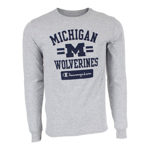 Michigan Long Sleeve Tee