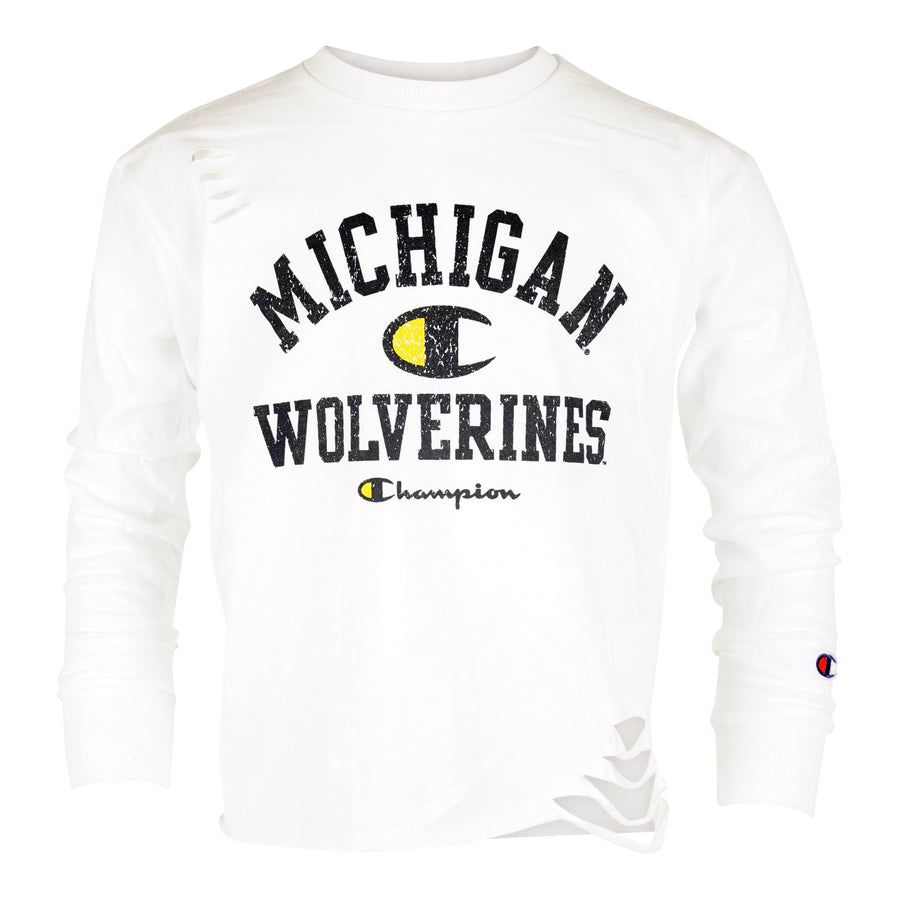 Long Sleeve Michigan