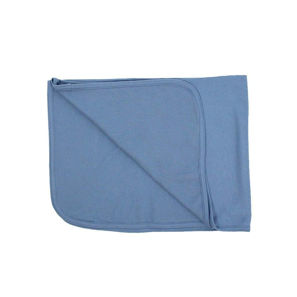Denim Thermal Receiving Blanket