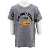 Here For Pizza Tee