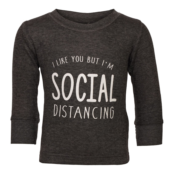 I'm Social Distancing Thermal