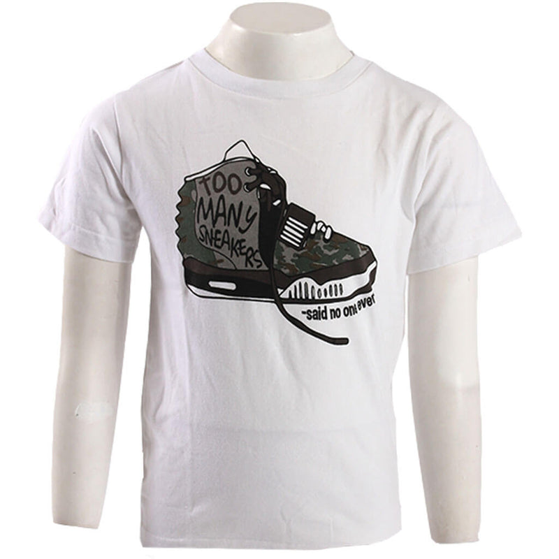 Too Many Sneakers Tee