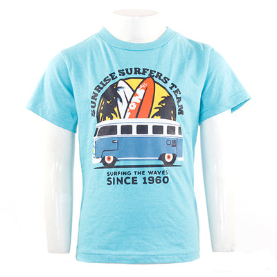 Sunrise Surfers Tee