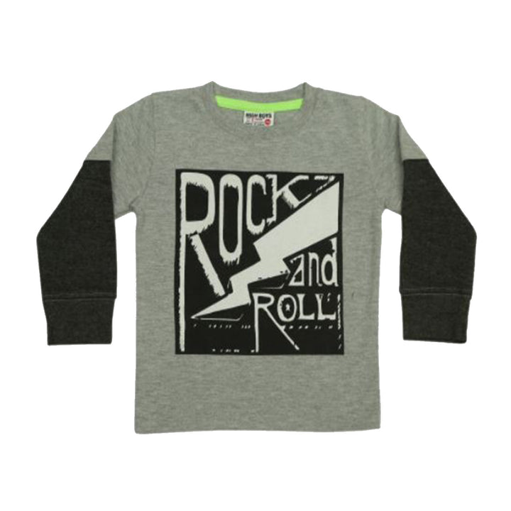 Rock and Roll Long Sleeve Shirt