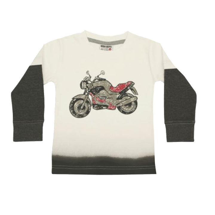 Ombre Motorcycle Thermal Shirt