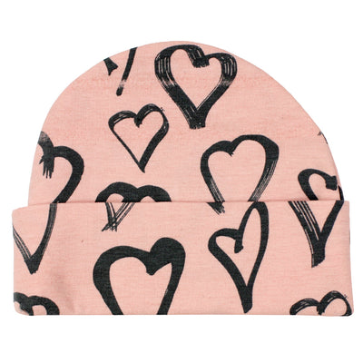 Hat Blush with Hearts