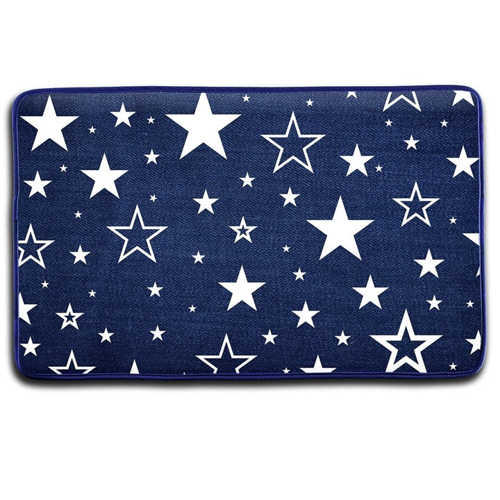 Blue Star Mat