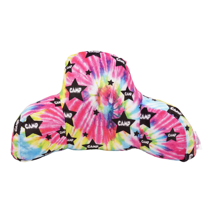 Camp Classic Tie Dye Star Boyfriend Pillow