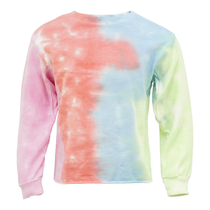 Chill Out Tie Dye Sweatshirt