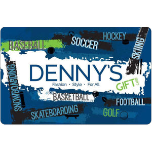 Gift Cards, Sports, Fashion, Style, For All